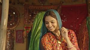 Le beau sourire de Lajjo (Radhika Apte).