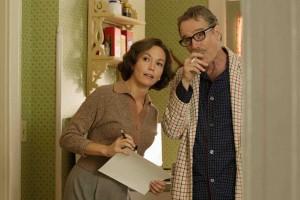 Diane Lane et Bryan Cranston, le couple Trumbo. DR