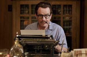 Dalton Trumbo (Bryan Cranston), un scénariste prolifique. DR