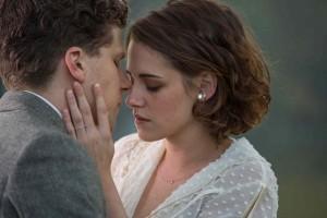 Bobby et Vonnie: Jesse Eisenberg et Kristen Stewart. DR