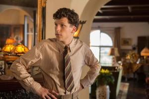 Bobby Dorfman (Jesse Eisenberg), un New-yorkais qui débarque à Hollywood. DR