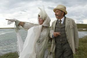 Isabelle et André Van Peteghem: Valeria Bruni Tedeschi et Fabrice Luchini.