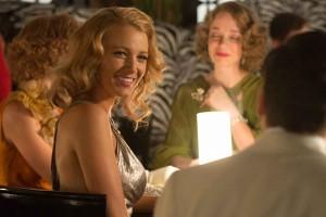 Veronica (Blake Lively), conquête new-yorkaise de Bobby. DR