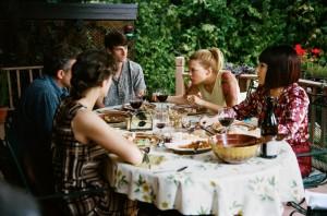 """""""C'est juste un déjeuner en famille. C'est pas la fin du monde..."""""""