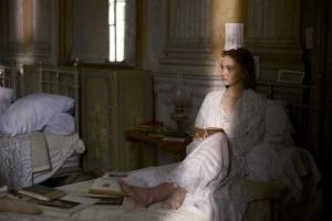 Isadora Duncan incarnée par Lily-Rose Depp.