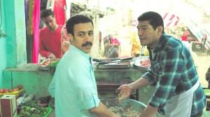 Refaat (Bassem Samra, à droite) et Galal (Ahmad Daoud) en cuisine... DR