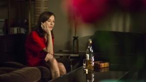 Liliane (Isabelle Huppert) dans sa solitude.