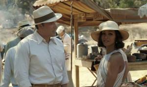Joe Coughlin (Ben Affleck) et Graciela Suares (Zoe Saldana). DR