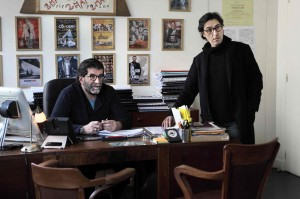 Alain et Yvan Attal, des producteurs déroutés. DR