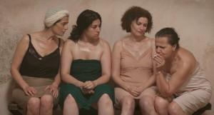Fatima (Hiam Abbass), Nadia (Sarah Layssac), Keltoum (Nadia Kaci) et Louisa (Maymouna). DR