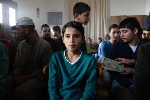Mohammed chante à la mosquée... pour se faire un peu d'argent. DR