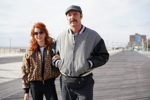 Chuck Wepner et sa femme Linda (Naomi Watts). DR
