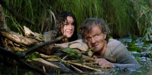 Nevesta et Kosta en fuite... DR