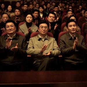 Une satire acide de l'administration chinoise. DR