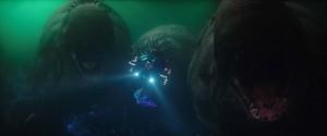 Dans les profondeurs de la mer de Galata. DR