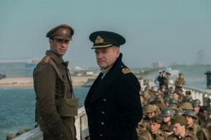 James D'Arcy et Kenneth Branagh, des officiers courageux. DR