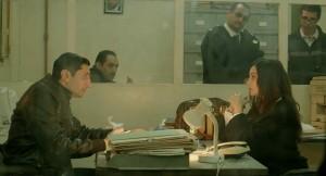 Nourredine Mostafa (Fares Fares) mène l'enquête. DR
