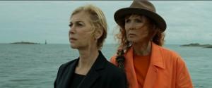 Diane (Michèle Laroque) et Chouquette (Sabine Azéma). DR