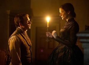 Philip Ashley (Sam Claflin) et Rachel (Rachel Weisz). DR