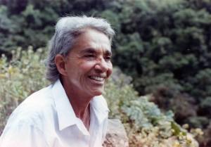 Chavela Vargas, le sourire d'une femme libre. DR
