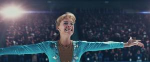 Margot Robbie incarne la patineuse Tonya Harding. DR