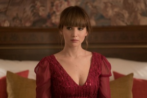 Jennifer Lawrence incarne Dominika Egorova. DR