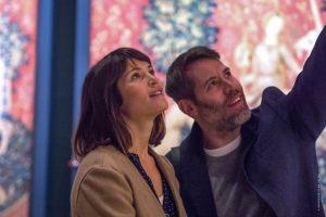 Tara et Philippe (Jalil Lespert). DR