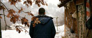 Sinan dans une campagne neigeuse. DR
