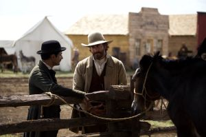 Warm (Riz Ahmed) et Morris (Jake Gyllenhaal) vont s'associer. DR