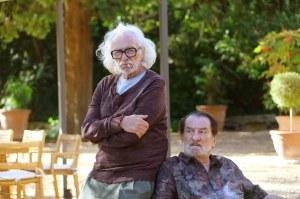 Pierrot (Pierre Richard) et Mimile (Eddy Mitchell). DR