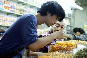 Masato (Takumi Saito) aux fourneaux. DR