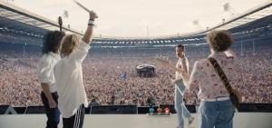 A Wembley en 1985, Queen en majesté. DR