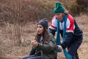 Samantha (Leila Bekhti) et Thierry (Philippe Katerine). DR