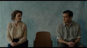 Jeanette (Carey Mulligan) et Jerry (Jake Gyllenhaal) réunis pour une photo. Photos Scott Garfield