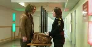 Vore (Eero Milonoff) et Tina  (Eva Melander). DR