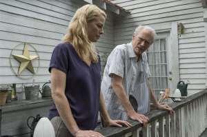 Stone, un vieil homme en rupture avec sa fille Iris (Alison Eastwood). DR
