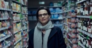 Claire Millaud (Juliette Binoche) va devenir Clara Antunès. DR