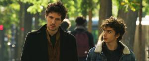 Joachim (Vincent Lacoste) et Ivan (Mathieu Capella). DR