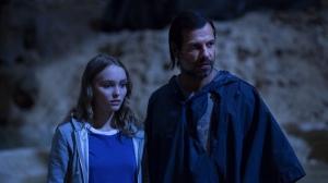 Laura (Lily-Rose Depp) et Paul (Laurent Lafitte). DR