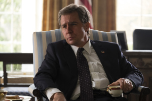 Sam Rockwell incarne George W. Bush.