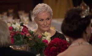 Joan Castleman incarnée par Glenn Close en lice pour l'Oscar. DR