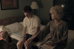 Jared et sa mère (Nicole Kidman). DR