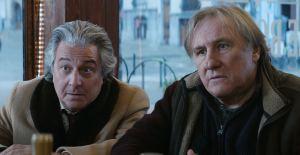 Foster (Christian Clavier) et Taupin (Gérard Depardieu). DR