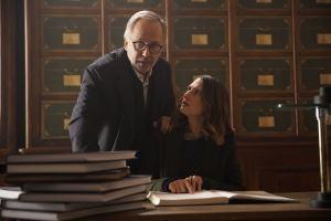 Jean-Michel Rouche mène l'enquête avec Joséphine Pick (Camille Cottin). DR