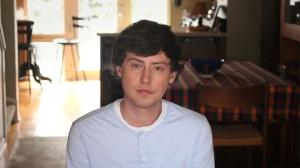 Artem, jeune Russe violoniste. DR