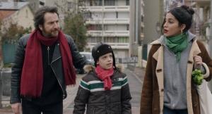 Paul (Edouard Baer), Corentin (Tom Levy) et Sofia (Leïla Bekhti). DR