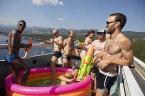 En route vers la Croatie et les Gay Games.