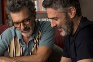Salvador et Federico  (Leonardo Sbaraglia). DR