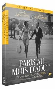 Paris Mois Aout