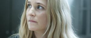 Natacha Régnier incarne Julie, l'épouse de David. DR